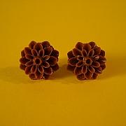 Brune Blomst sticks