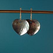 Stort perlemors hjerte