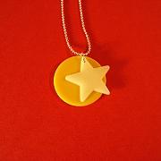 Gul med stjerne