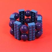 Bl�t 12�er Lego Armb�nd