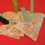 Med landkort
